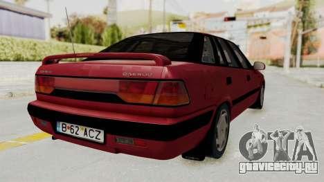 Daewoo Espero 1.5 GLX 1996 v2 Final для GTA San Andreas вид справа