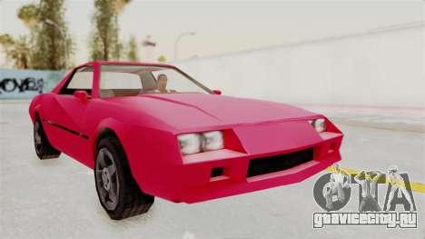 Cammero для GTA San Andreas