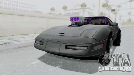 Chevrolet Corvette C4 Drag для GTA San Andreas