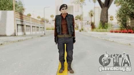 MGSV Phantom Pain Rogue Coyote Commander для GTA San Andreas второй скриншот