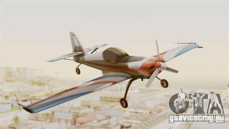 Zlin Z-50 LS v4 для GTA San Andreas