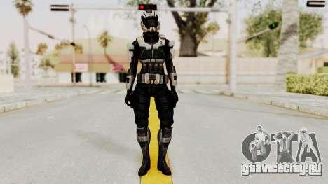 Mass Effect 3 Ajax Female Armor для GTA San Andreas второй скриншот