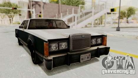 GTA 5 Dundreary Virgo IVF для GTA San Andreas вид сзади слева