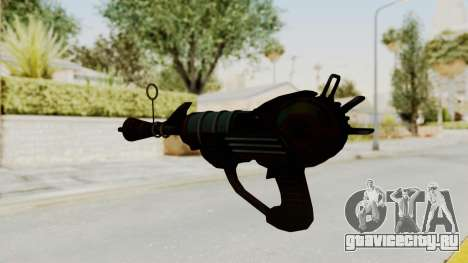 Ray Gun from CoD World at War для GTA San Andreas второй скриншот