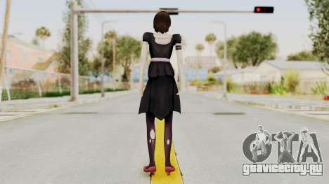 Madoka Tsukimori (Goth Version) для GTA San Andreas третий скриншот