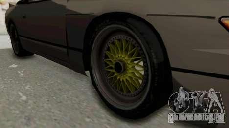Nissan Sileighty RPS13kai для GTA San Andreas вид сзади