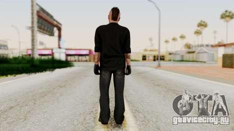 GTA 5 Tattooist v1 для GTA San Andreas третий скриншот