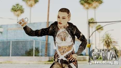 Mass Effect 3 Jack для GTA San Andreas