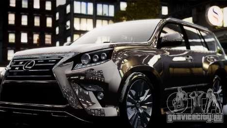 Lexsus GX460 для GTA 4