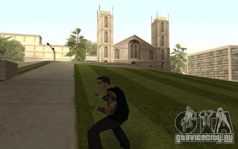 Wuzimu для GTA San Andreas третий скриншот