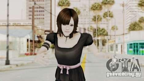 Madoka Tsukimori (Goth Version) для GTA San Andreas