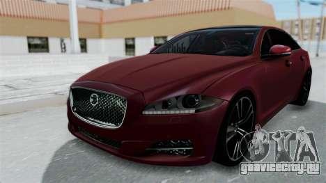 Jaguar XJ 2010 для GTA San Andreas