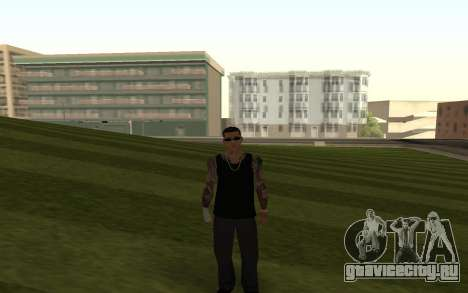 Wuzimu для GTA San Andreas