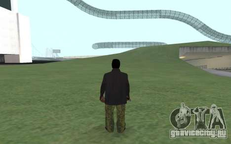 Новый Ballas 3 для GTA San Andreas второй скриншот