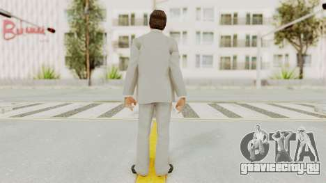 Scarface Tony Montana Suit v1 для GTA San Andreas третий скриншот