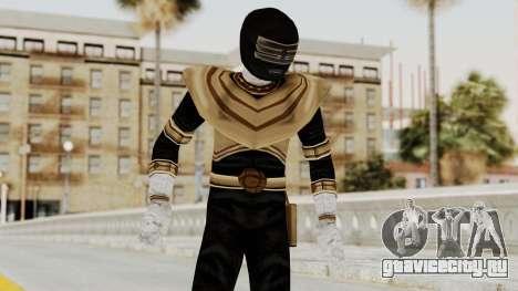 Power Ranger Zeo - Gold для GTA San Andreas