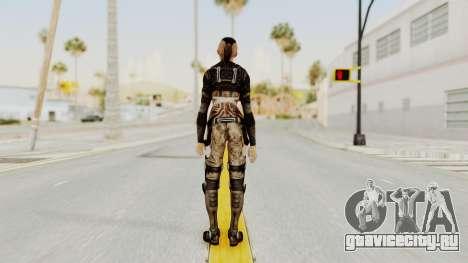 Mass Effect 3 Jack для GTA San Andreas третий скриншот