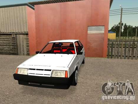 VAZ 2108 Stock by Greedy для GTA San Andreas