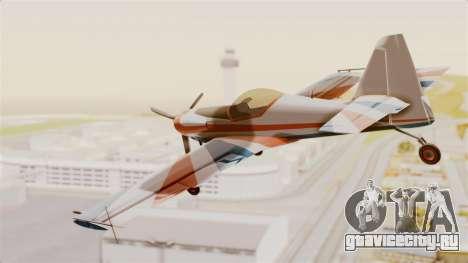 Zlin Z-50 LS v4 для GTA San Andreas вид справа