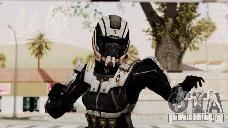 Mass Effect 3 Ajax Female Armor для GTA San Andreas