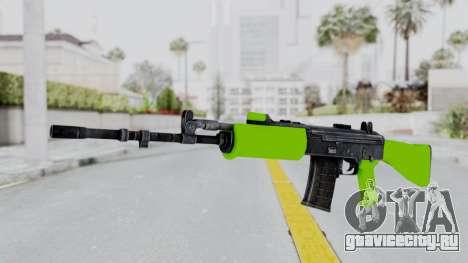 IOFB INSAS Light Green для GTA San Andreas