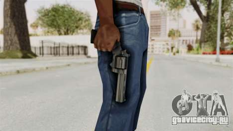 Liberty City Stories Colt Python для GTA San Andreas