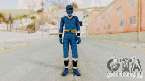 Alien Rangers - Blue для GTA San Andreas второй скриншот