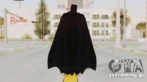 Batman vs. Superman - Batman для GTA San Andreas третий скриншот