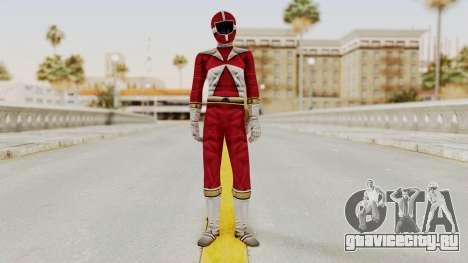 Power Rangers Lightspeed Rescue - Red для GTA San Andreas второй скриншот