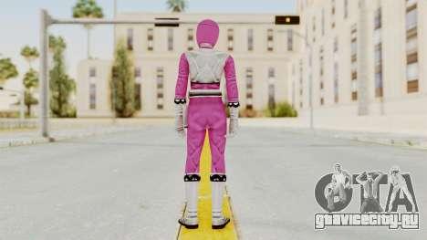 Power Rangers Lost Galaxy - Pink для GTA San Andreas третий скриншот