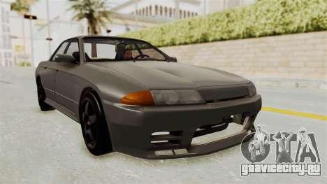 Nissan Skyline R32 4 Door для GTA San Andreas