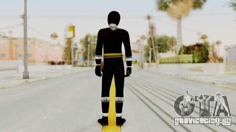 Alien Rangers - Black для GTA San Andreas третий скриншот