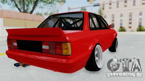 BMW M3 E30 Rocket Bunny Drift Style для GTA San Andreas вид справа