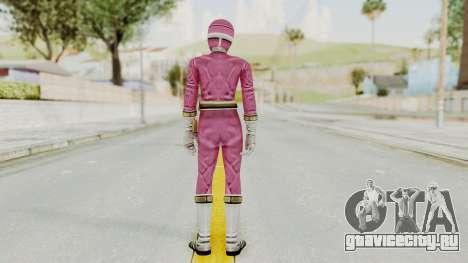 Power Rangers Lightspeed Rescue - Pink для GTA San Andreas третий скриншот