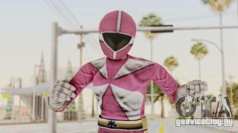 Power Rangers Lightspeed Rescue - Pink для GTA San Andreas