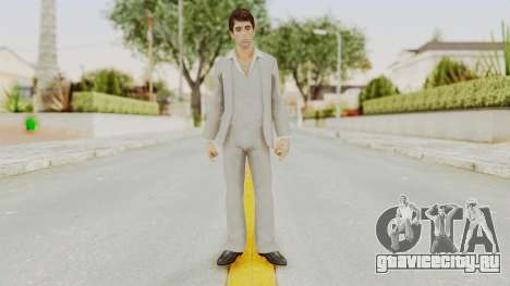 Scarface Tony Montana Suit v1 для GTA San Andreas второй скриншот