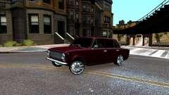 VAZ 21011 Style для GTA 4