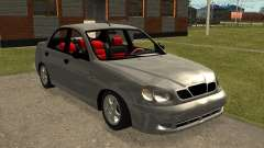 Daewoo Lanos (Sens) 2004 v2.0 by Greedy для GTA San Andreas