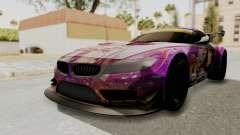 BMW Z4 GT3 Tobisawa Misaki для GTA San Andreas