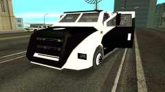 Фургон инкассаторов