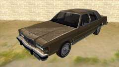 Mercury Grand Marquis 1986 v1.0 для GTA San Andreas