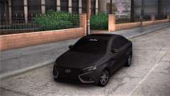 Lada Vesta Сток для GTA San Andreas