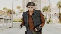 MGSV Phantom Pain Rogue Coyote Commander