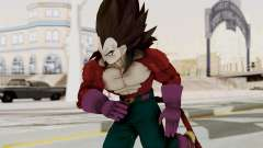 Dragon Ball Xenoverse Vegeta SSj4