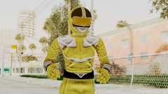 Power Rangers Time Force - Yellow