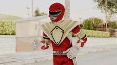 Mighty Morphin Power Rangers - Red Armor для GTA San Andreas