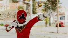 Power Ranger Zeo - Red
