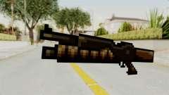 Heavy Machinegun from Metal Slug