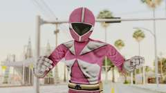 Power Rangers Lightspeed Rescue - Pink для GTA San Andreas