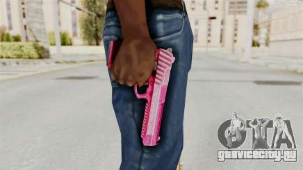 GTA 5 Pistol .50 Pink для GTA San Andreas